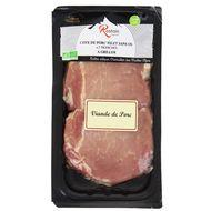 2164054000000 - Rostain - Côte de porc bio dans le filet sans os