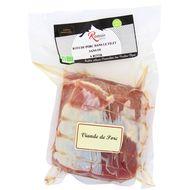 2164056000000 - Rostain - Rôti de porc bio dans le filet