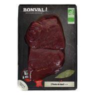 2192836000000 - Bonval - Pavé de boeuf Bio