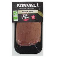 2192861000000 - Bonval - Escalope de Veau Bio X2