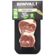 2192873000000 - Bonval - Médaillon d'Agneau Bio x2