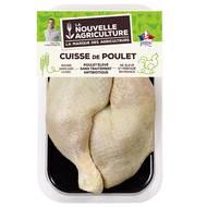 2913402000000 - La Nouvelle Agriculture - 2 Cuisses de Poulet Jaune