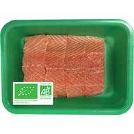 2990672000000 - Norocéan - Pavé de saumon Bio x4