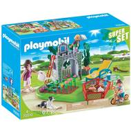 4008789700100 - PLAYMOBIL® City Life - SuperSet - Famille et jardin