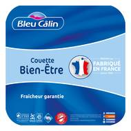 3153633460400 - Bleu calin - Couette anti-acariens et anti-bacteries SANITIZED