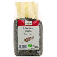 3380390200400 - Priméal - Lentilles Vertes, bio