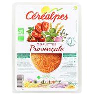 3472331042900 - Céréalpes - Galette végétale provençale bio
