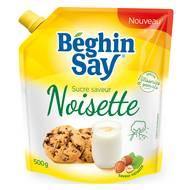 Beghin Say - Sucre saveur noisette