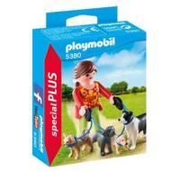 4008789053800 - PLAYMOBIL® Spécial Plus - Eleveuse de chiens