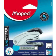 Maped Mini agrafeuse universelle métal N°10