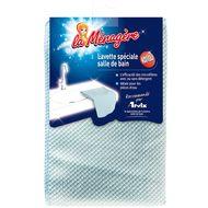3061053907200 - Ménatex - Lavette microfibre spéciale salle de bains