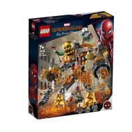 5702016369700 - LEGO® Super Heroes Marvel - 76128- Spider-Man et la bataille de l'Homme de métal