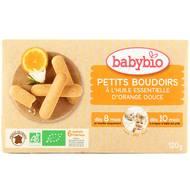 3288131500201 - Babybio - Petits Boudoirs à l'huile essentielle d'orange douce bio, dès 8 mois