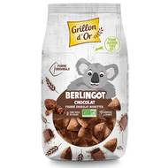 3421557920301 - Grillon Or - Berlingots au chocolat bio