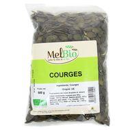 3556355010401 - Melbio - Graines de Courges Bio