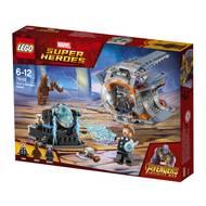5702016110401 - LEGO® Super Heroes Marvel - 76102- À la recherche du marteau de Thor