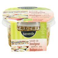 4000915100501 - BioVerde - Salade bio boulgour paprika et curry, végan