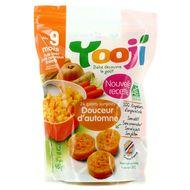3760234502301 - Yooji - Purées Douceur d'automne bio surgelée en portions dès 9 mois