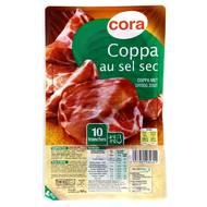 Cora - Coppa au sel sec, 10 tranches