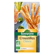 3396411222801 - Bonneterre - Croustilles au chèvre bio