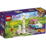 5702016914801 - LEGO® Friends - 41443- La voiture électrique d'Olivia