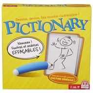 0887961236101 - Mattel - Pictionary- DKD50