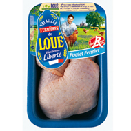 3266980318680 - Loué - Cuisses de Poulet Label Rouge