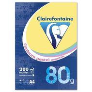 3037920988801 - Clairefontaine - Ramette 21 x 29,7 cm color soft