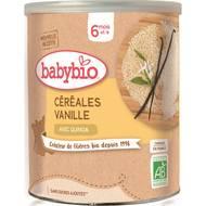 3288131500102 - Babybio - Céréales Vanille avec Quinoa bio, dès 6 mois