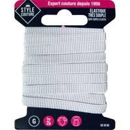 3040695830602 - Style couture - Elastique simple très souple 5 mm