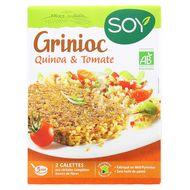 3259010201502 - Soy - Grinioc quinoa tomate bio