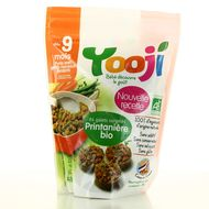 3760234502202 - Yooji - Purée printanière bio surgelée en portions dès 9 mois