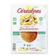 3259011153602 - Céréalpes - Galette bio indienne curry coco ananas