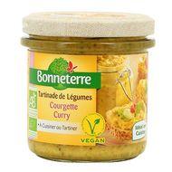 3396411224102 - Bonneterre - Tartinade bio courgette curry