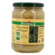 3396410015602 - Bonneterre - Choucroute au naturel bio