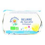 3252920016402 - Grandeur nature - Beurre bio doux de baratte moulé