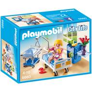 4008789066602 - PLAYMOBIL® City Life - Chambre de maternité