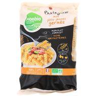 3760201337202 - Monbio - PastaGerm, Torsade blé dur et pois jaune sgermés