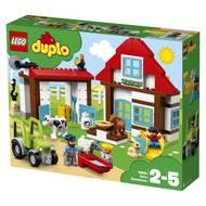 5702016117202 - LEGO® DUPLO® - 10869- Les aventures de la ferme