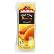 3181232138802 - Charal - Hot dog moutarde