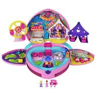 0887961829402 - Polly Pocket - Mattel - Fête foraine transportable Polly Pocket- Gkl60