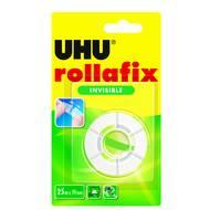 4026700369502 - Uhu - Recharge ruban adhésif Rollafix invisible