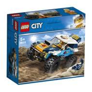 5702016369502 - LEGO® City - 60218- La voiture de rallye du désert