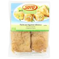 4026584140303 - Soto - Poches Farcies au légumes légèrement épicé, bio
