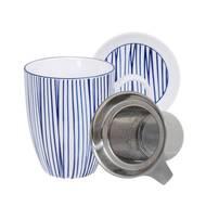 8719323533103 - Tokyo Design Studio - Tisanière avec filtre Nippon Blue Lines 15656