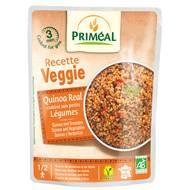3380380077203 - Priméal - Quinoa cuisiné aux petits légumes bio