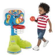 8058664087303 - Chicco - Panier de basket Eléphant