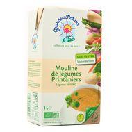 3252920048403 - Grandeur Nature - Mouliné de légumes printanier bio