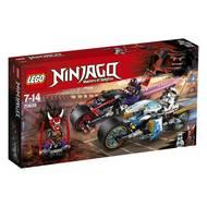 5702016108903 - LEGO® Ninjago - 70639- La Course de rues en motos