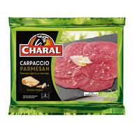 3181232180504 - Charal - Carpaccio parmesan dont 30g d'accompagnement